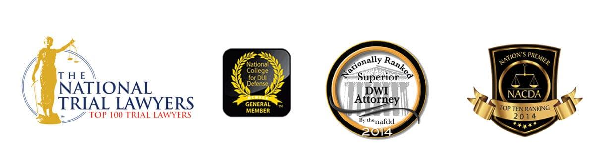Charlotte DWI Attorney Logos